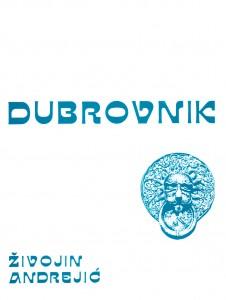Dubrovnik.Mapa
